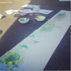 Sometimes we paint on a BIG scale!