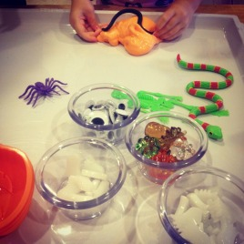 Halloween creatures that are perfect for the gak!