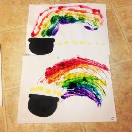 more rainbows!