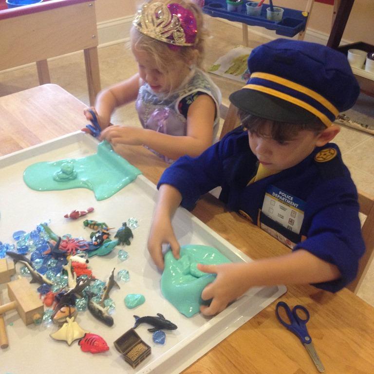 Ocean Adventures Exploring The Sea Crozet Play School