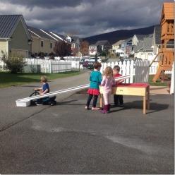 expanding sensory play