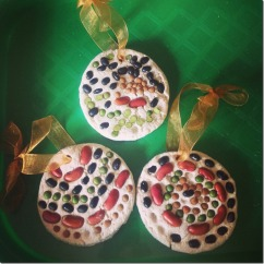 thanksgiving salt dough ornaments