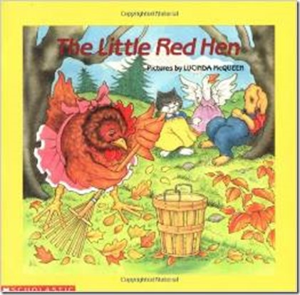 little red hen two