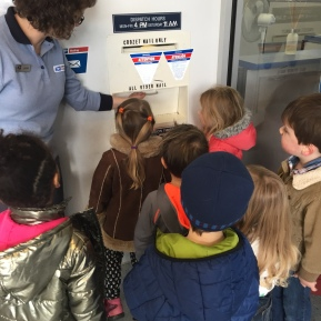 field trips to local community members
