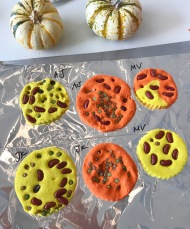 thanksgiving salt dough